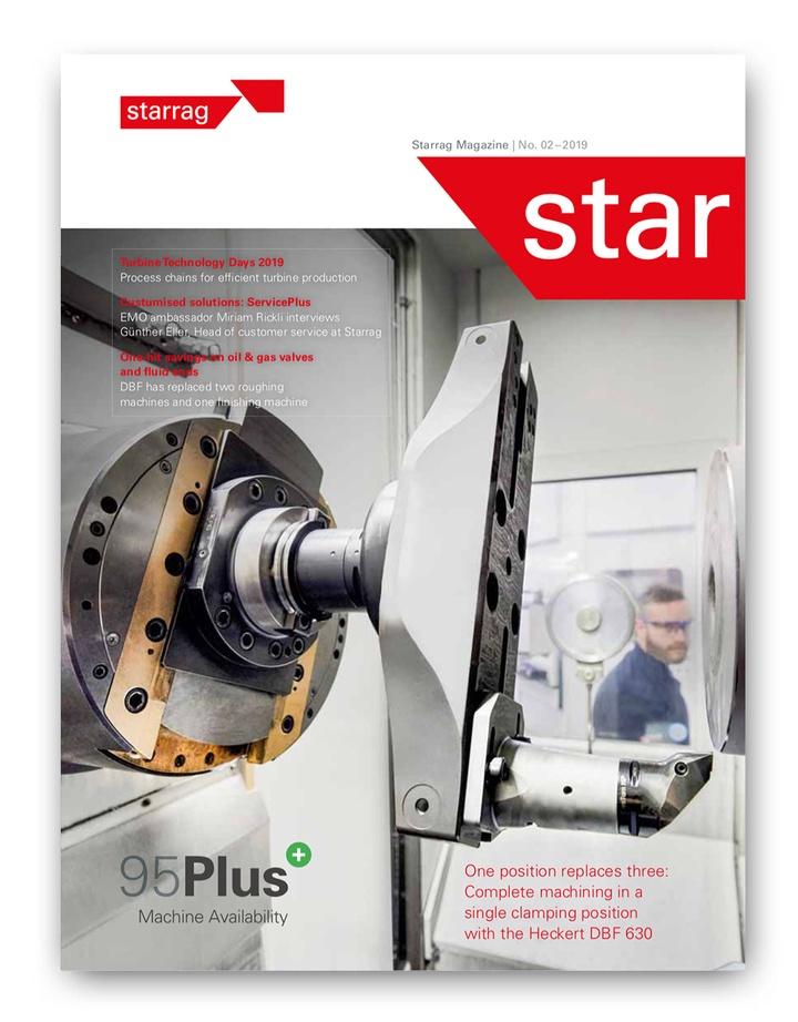 Starrag Magazin No. 02-2019