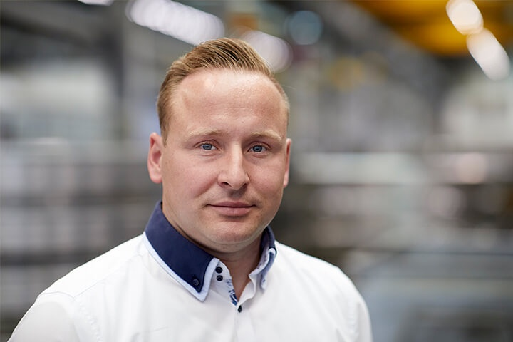 Dr -Ing. Mattias Töfke, Production Manager Series 2
