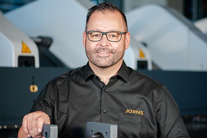 Marc Jorns, CEO